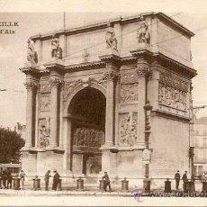 Postales: MARSEILLE (MARSELLA) PORTE D´AIX - POSTAL CIRCULADA AÑO 1920. Lote 16869385