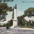 Postales: GIBRALTAR-GRAL.ELLIOT'S MONUMENT.MAS COLECCIONISMO EN RASTRILLOPORTOBELLO-DESDE TENERIFE. Lote 25738580