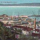 Postales: GIBRALTAR-H.M.DRY DOCKS .MAS COLECCIONISMO EN RASTRILLOPORTOBELLO-DESDE TENERIFE. Lote 18237307