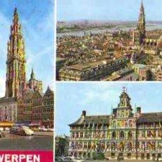 Postales: ANTWERPEN (AMBERES) (BELGICA) - DIVERSOS ASPECTOS. Lote 17047869