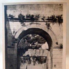 Postales: ANTIGUA FOTO POSTAL SPLIT, PORTA AUREA, SA SJEVERNE STRANE, YUGOSLAVIA, GAM. Lote 18277068