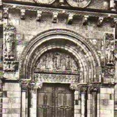 Postales: TOULOUSE (LA VILLE ROSE) - BASILIQUE ST-SERVIN (XI SIECLE). PORTE MIÈGEVILLE. Lote 17180528