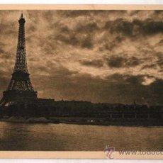 Postales: POSTAL PARÍS...EN FLANANT LA TOUR EIFFEL. Lote 17320989