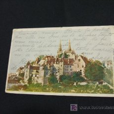 Postales: POSTAL ANTIGUA - NEUCHATEL - . Lote 18571258