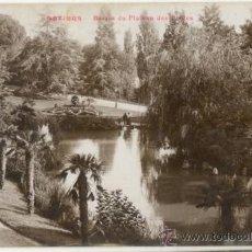 Postales: ANTIGUA POSTAL DE BEZIERS, BASSIN DU PLATEAU DES ROBLES (FRANCIA) ESCRITA Y CIRCULADA EN 1904,. Lote 17751237