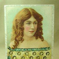 Postales: ANTIGUA FOTO POSTAL, ALEMANIA, Nº 3, SERIE BELLA. Lote 18234814