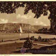 Postales: GENEVE (SUIZA) - RADE ET SALEVE. Lote 17753231