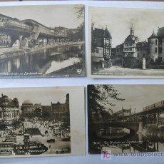 Postales: LOTE 4 POSTALES ALEMANAS (3 DE ECHTE PHOTOGRAPHIE) SERIE JUNGA - MINT - EXCELENTE CONDICION. Lote 26734433