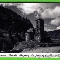 Postales: ANDORRA SANT JEAN DE CASELLAS SIN CIRCULAR EDICIONES V. CLAVEROL. Lote 18010281
