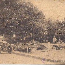 Postales: PS3304 BLONVILLE SUR MER (CALVADOS) 'LA PAPOLIÈRE DU GRAN HÔTEL'. CIRCULADA BLONVILLE Y BARCELONA. Lote 18186538