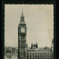 Postales: LONDON - LONDRES - BIG BEN - SÍN CIRCULAR. Lote 18399805