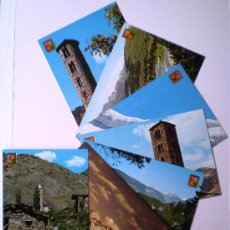 Postales: ANDORRA LOTE 7 POSTALES AÑOS 60/70 . Lote 18661506