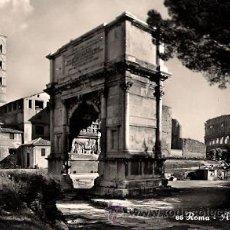 Postales: ROMA - ARCO DI TITO. Lote 18883693