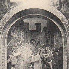 Postales: LOURDES, MOSAICOS, JESÚS LLEVANDO LA CRUZ, RECUERDO DEL CINCUENTENARIO (1858-1908). Lote 18996688