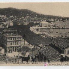 Postales - Cannes.- Panorama pris du Mont Chevalier. - 19163435