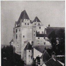 Postales: LAMINA POSTAL BURG TRAUSNITZ / SULZBACH I.D. OBERPFALZ. Lote 22939401