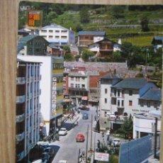 Postales: POSTAL DE ANDORRA AÑOS 60 - 70. Lote 20051523