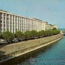 Postales: GENEVE (SUIZA) - HOTEL DU RHONE. Lote 20526918