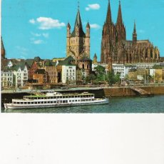Postales: KOLN AM RHEIN . Lote 21047924