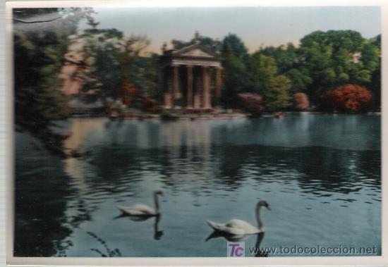 ROMA.- VILLA BORGHESE. (Postales - Postales Extranjero - Europa)