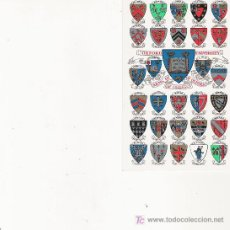 Postales: OXFORD UNIVERSITY - ARMS OF OXFORD - THE COLLEGES. Lote 21062658