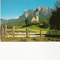 Postales: DOLOMITI - S. COSTANTINO. Lote 21084157