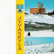 Postales: JYVASKYLA - SUOMI - FINLAND. Lote 21103363