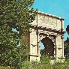 Postales: ROMA - ARCO DI TITO. Lote 21287775