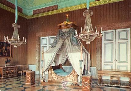 Caserta Italia Palazzo Reale Camera Da Le Buy Old Postcards From Europe At Todocoleccion 21559264