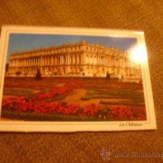 Postales: POSTAL DE VERSALLES LE CHATEAU. Lote 21576621