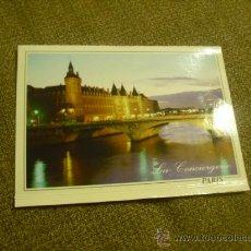 Postales: PARIS POSTAL CONCIERGERIE. Lote 21576726