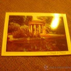 Postales: VERSALLES POSTAL LE TEMPLE DE LAMOUR. Lote 21576780