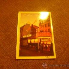 Postales: POSTAL PARIS LE MOULIN ROUGE. Lote 21576917