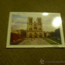 Postales: POSTAL PARIS NOTRE DAME. Lote 21576929
