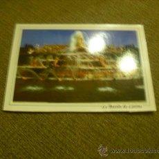 Postales: POSTAL DE VERSALLES LE BASSIN DE LATONE. Lote 21576981