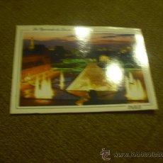 Postales: POSTAL DE PARIS LA PYRAMIDE DE LOUVRE. Lote 21577008