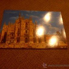 Postales: POSTAL MILAN LA CATEDRAL. Lote 21577045