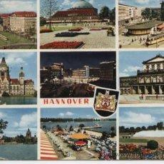 Postales: HANNOVER (ALEMANIA).. Lote 21780069