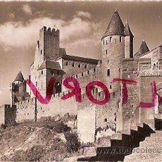 Postales: ANTIGUA POSTAL FRANCIA CARCASSONNE LA PORTE D'AUDE. Lote 22103412