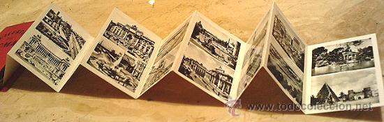 Postales: Roma, Librillo de 20 Posteles, Sin Editor, Tamaño 10 x 7, antiguas, años 1920-1930, Son Fotografias - Foto 2 - 26901478