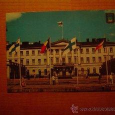 Postales: POSTAL HELSINKI HELSINGFORS SUOMI FINLAND PRESIDENTIN LINNA SIN CIRCULAR. Lote 22304982