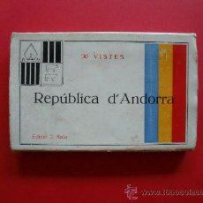 Postales: REPUBLICA D'ANDORRA. Lote 26841832