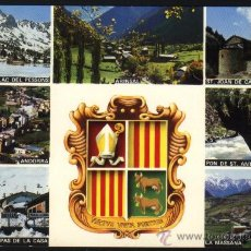 Postales: S-2546- ANDORRA. VALLS DE D´ANDORRA. DIFERENTS ASPECTES. Lote 22646000