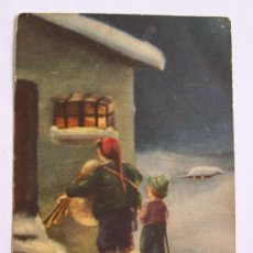 Postales: 1936 ITALIA - ITALY - IL GIORNO DI NATALE, EL DIA DE NAVIDAD - CHRISTMAS DAY - JOUR DE NOËL. Lote 25801263