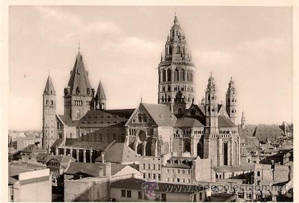 MAINZ / RHEIN (ALEMANIA) - DOM (Postales - Postales Extranjero - Europa)