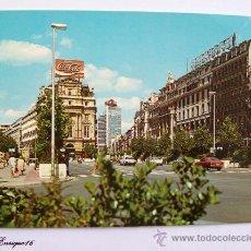 Postales: BRUXELLES, BRUSSEL, PLACE DE BROUCKÉRE, DE BROUCKÉRE PLAATS 100/201. Lote 22729763