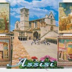 Postales: ASSISI (ITALIA). Lote 22747111