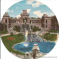 Postales: POSTAL CIRCULAR LE PALAIS LONGCHAMP.MARSELLA. SIN CIRCULAR.. Lote 23025805
