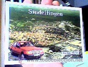 MODERN STADT MIT TRADITION(SINDELFINGEN);FEIDMAN.SIN CIRCULAR (Postales - Postales Extranjero - Europa)
