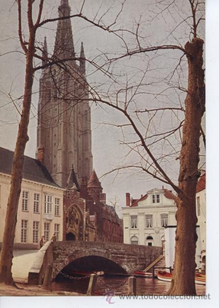 BRUGGE (BELGICA) .ST. SALVATOR (Postales - Postales Extranjero - Europa)